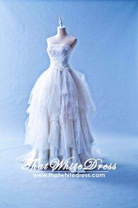 401W010 Vera Wang inspired Eliza Wedding Dress Designer Malaysia